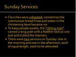 sunday services1