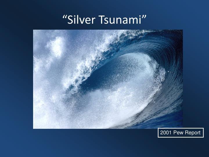 """""""Silver Tsunami"""""""