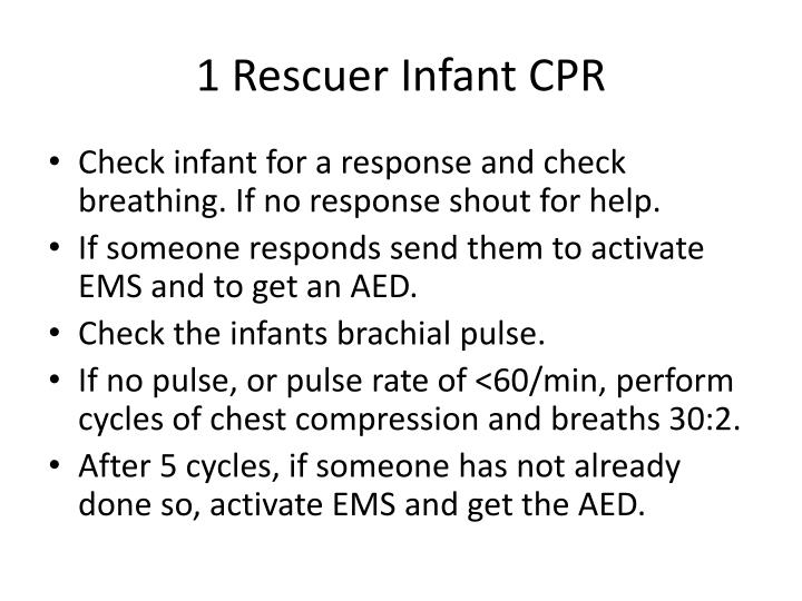 how to open airway of infants during cpr