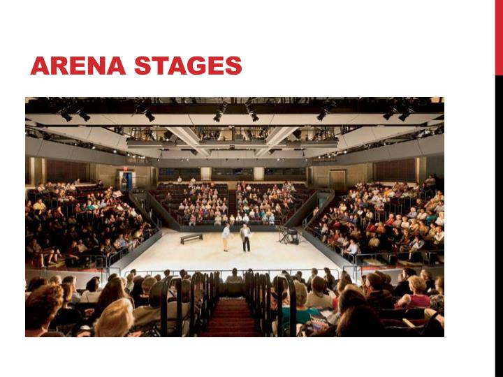 ARENA STAGES