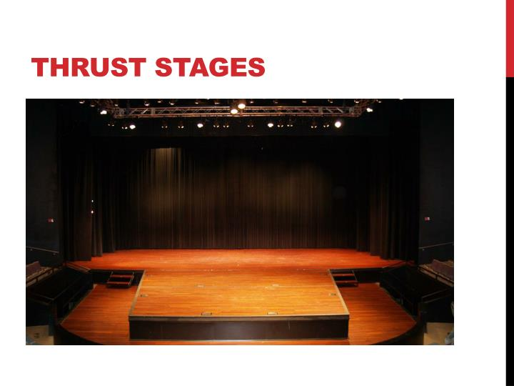 THRUST STAGES