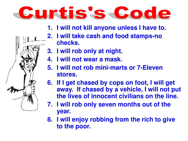 Curtis's Code