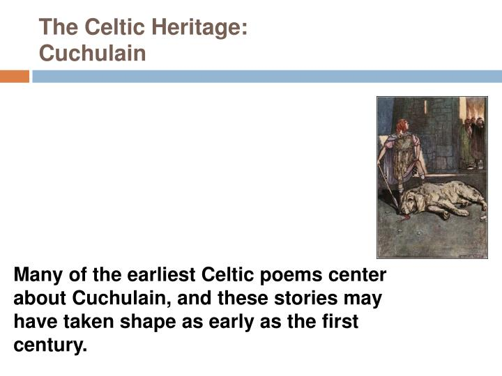 The Celtic Heritage: