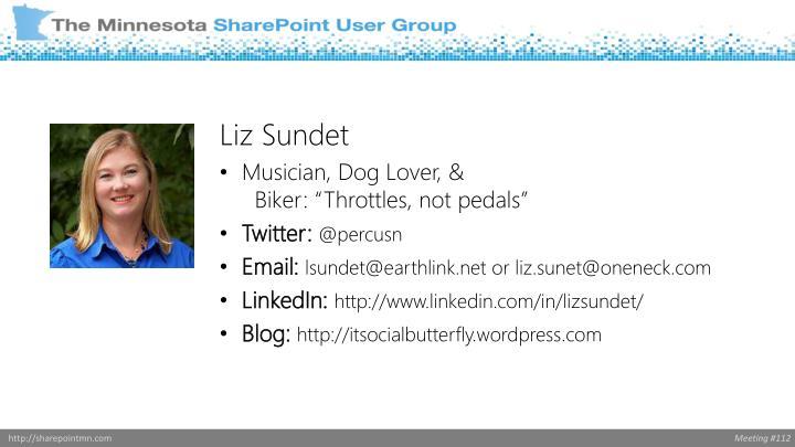 Liz Sundet