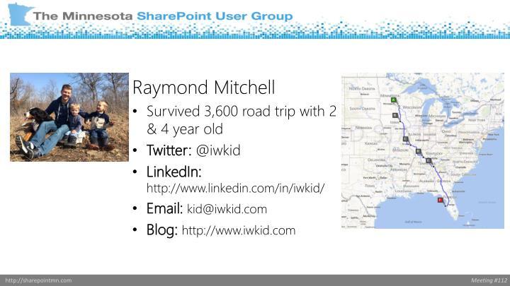 Raymond Mitchell