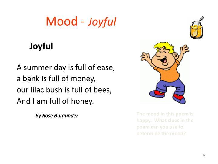 Mood -