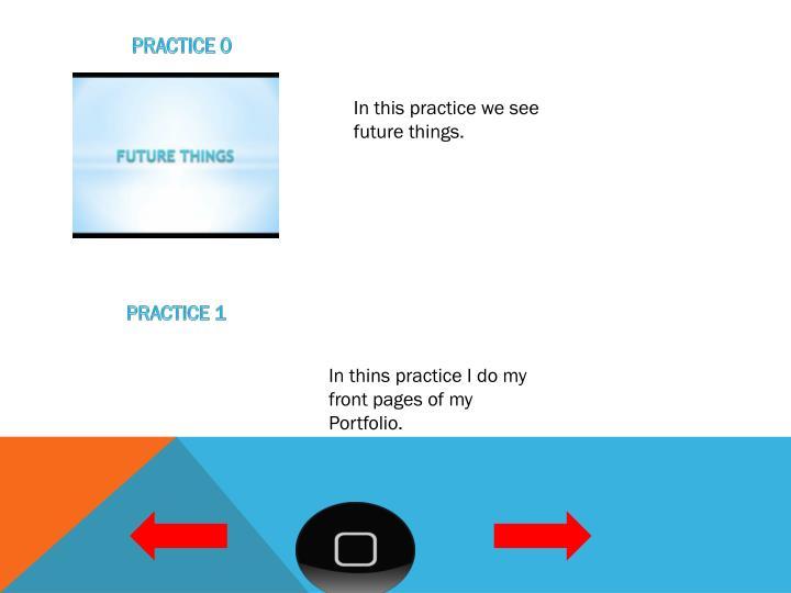 PRACTICE 0