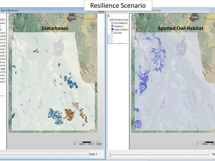 Resilience Scenario