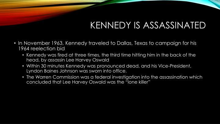 Kennedy is
