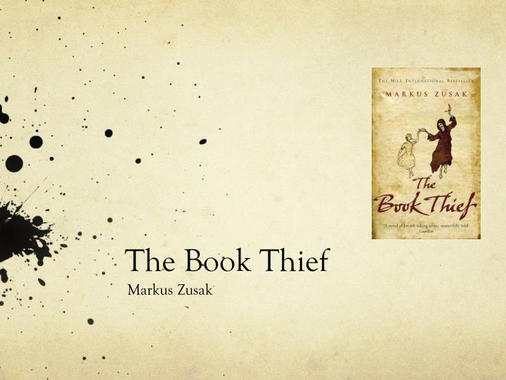 the book thief book report · the book thief was published for adults in zusak's native australia, and i strongly suspect it was written for adults adults will probably like it.