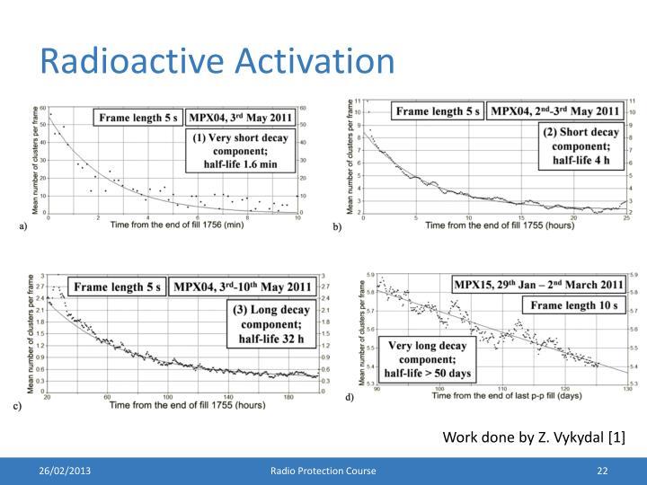 Radioactive Activation