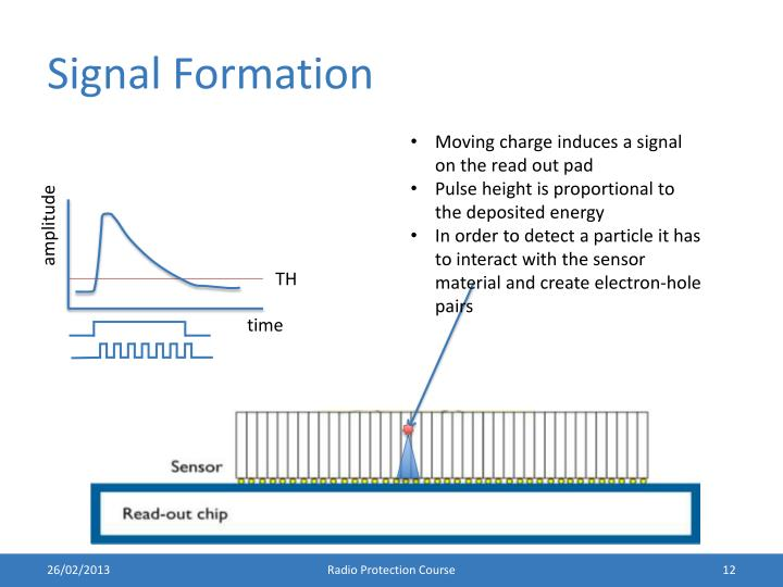 Signal Formation