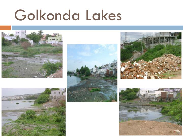 Golkonda Lakes