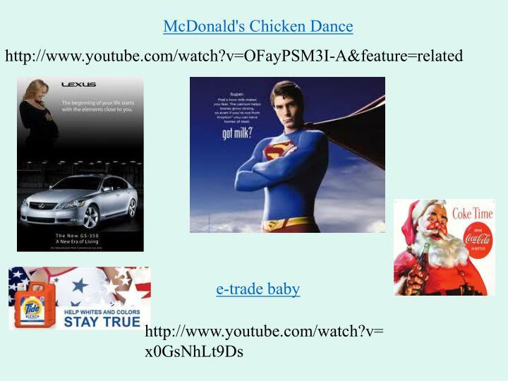 McDonald's Chicken Dance