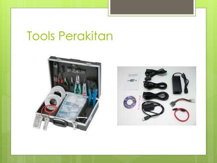 Tools Perakitan