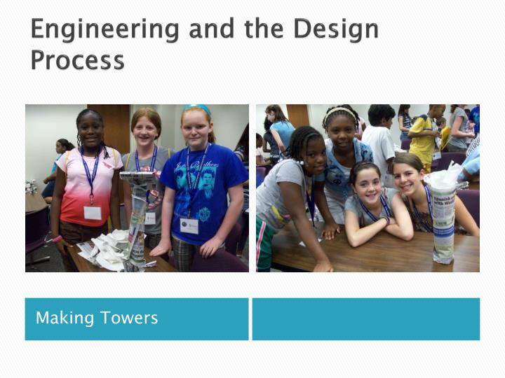 Engineering and the Design Process