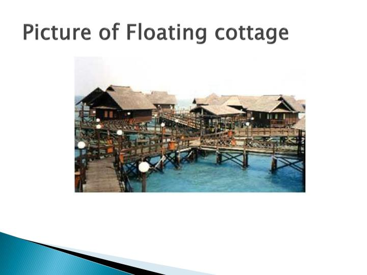 Picture of Floating cottage