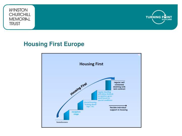 Housing First Europe
