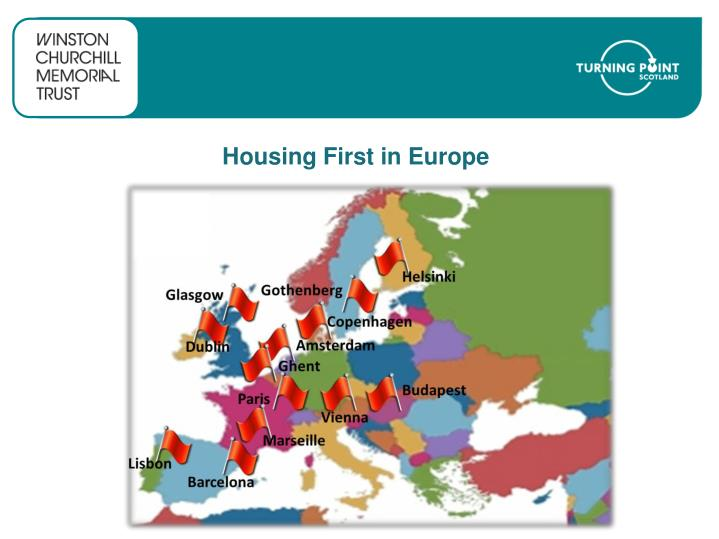 Housing First in Europe