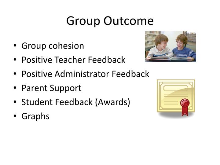 Group Outcome