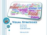 visual strategies