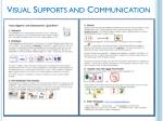 visual supports and communication