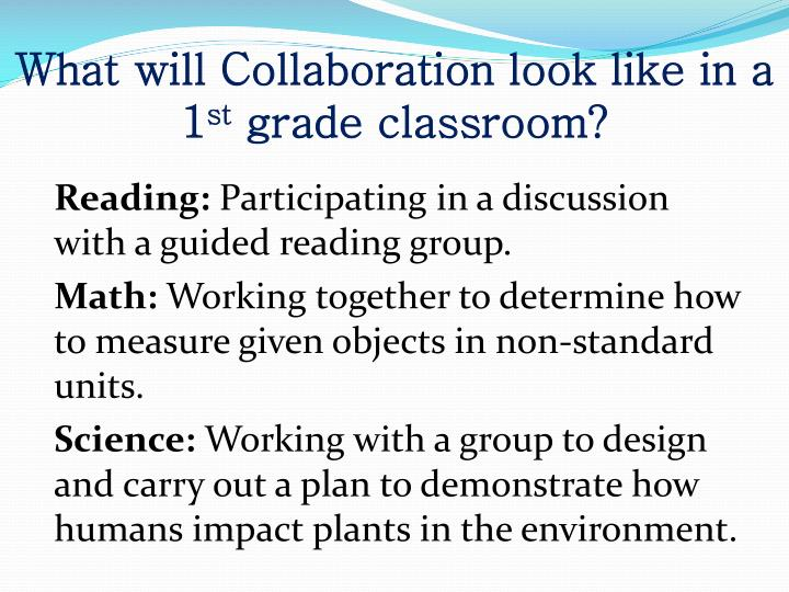 What will Collaboration look like in a