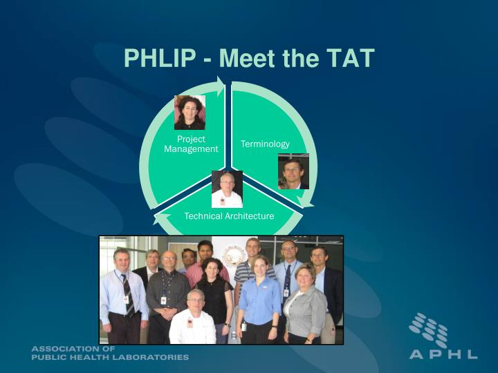 PHLIP - Meet the TAT