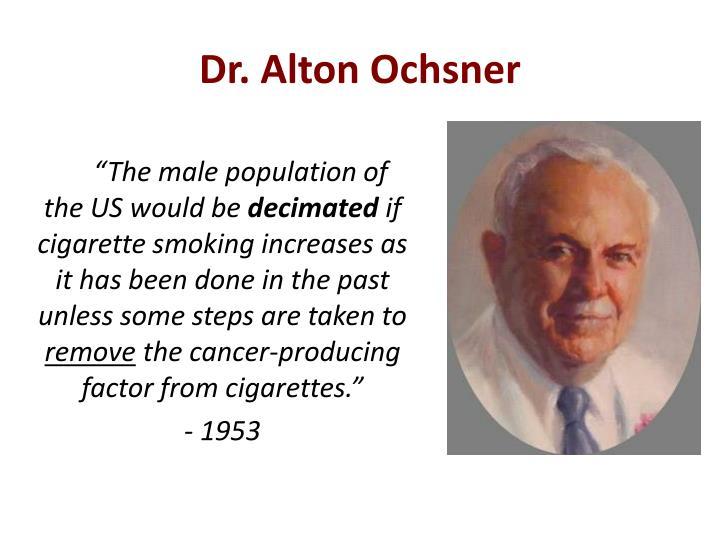 Dr. Alton