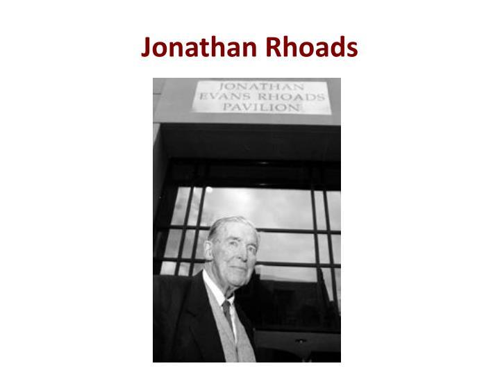 Jonathan Rhoads