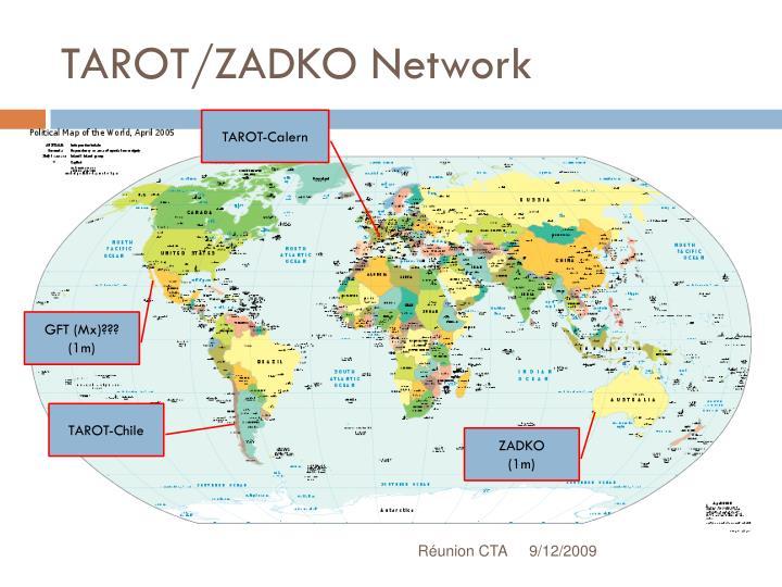 TAROT/ZADKO Network