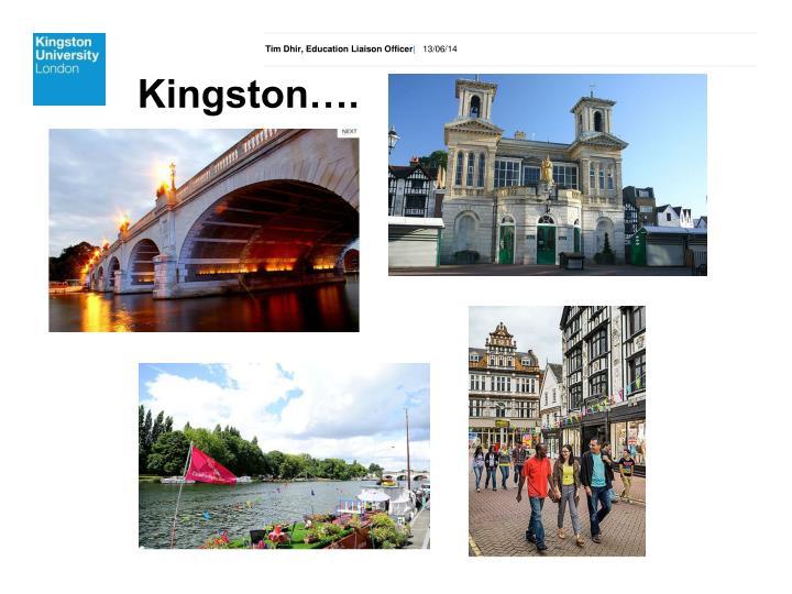 Kingston….