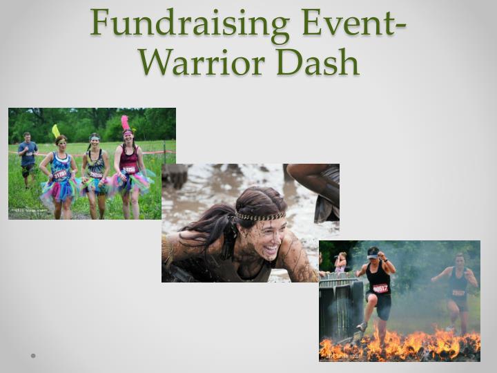 Fundraising Event-