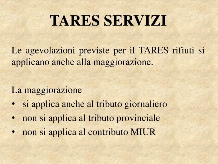 TARES SERVIZI