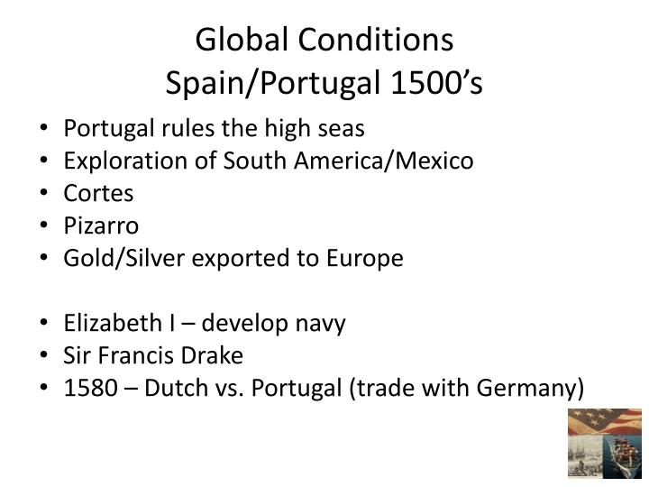 Global Conditions