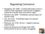 regulating commerce1