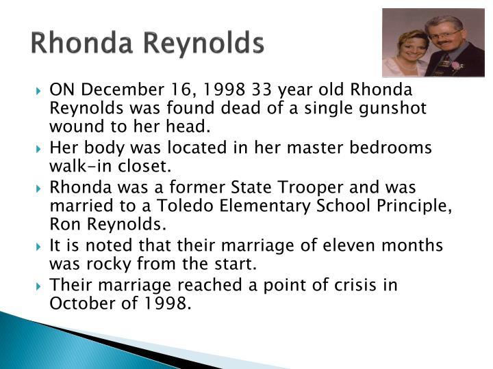 Rhonda Reynolds