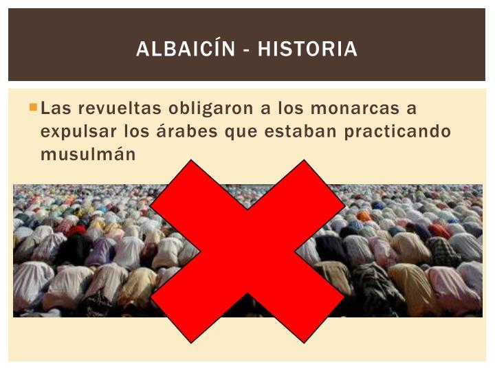 Albaicín - Historia