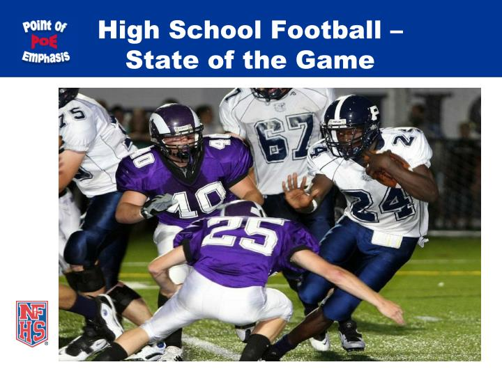 High School Football –