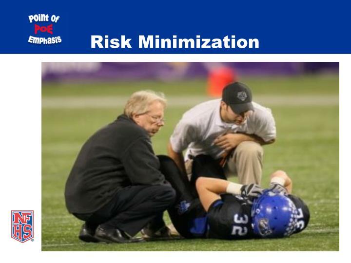 Risk Minimization