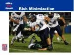 risk minimization2