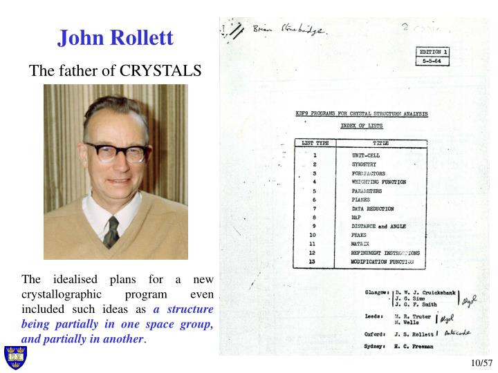 John Rollett