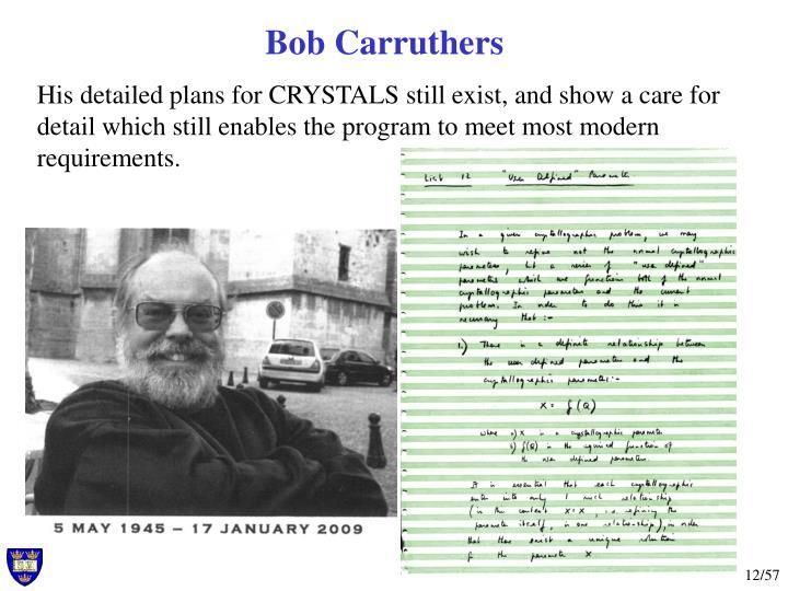 Bob Carruthers