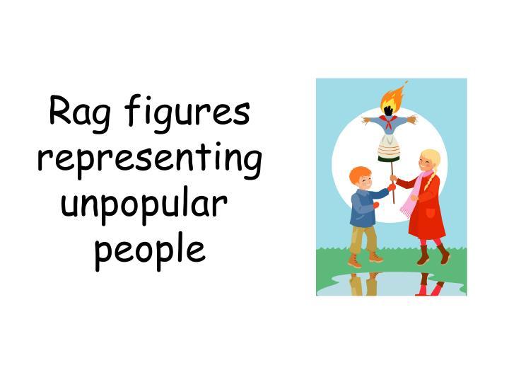 Rag figures