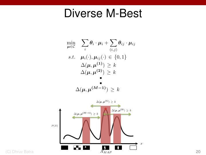 Diverse M-Best