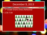 december 9 20131