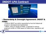 indot lpa contract
