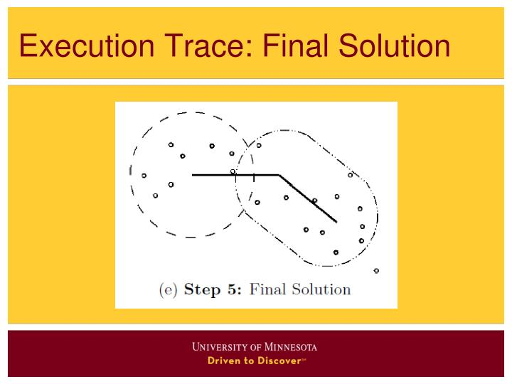 Execution Trace: