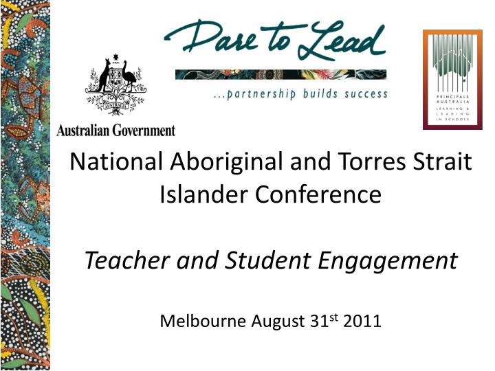 National Aboriginal and Torres Strait Islander Conference
