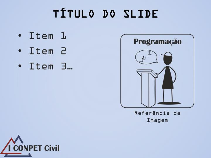 T tulo do slide1